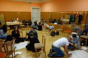 nitrianksy mládežnícky parlament - prvé plány